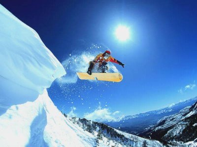 Snowboarding Taught Me the Lessons of Failure