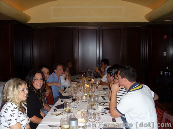 NDemand Sponsors IANteract Dinner at #ASE12