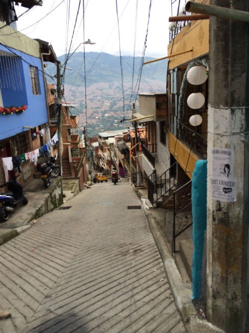 Entrepreneur Travels: Colombia, My First Week