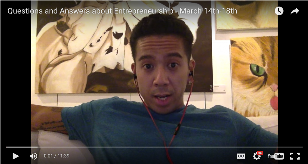 EntrepreneurFix Q&A: All About Starting Out, Inspirations, & Re-Investing