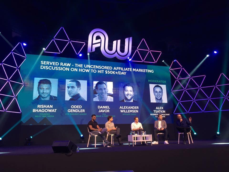 As True Marketers, Affiliate World Asia Tested a New Conference Layout that Exceeds Expectations